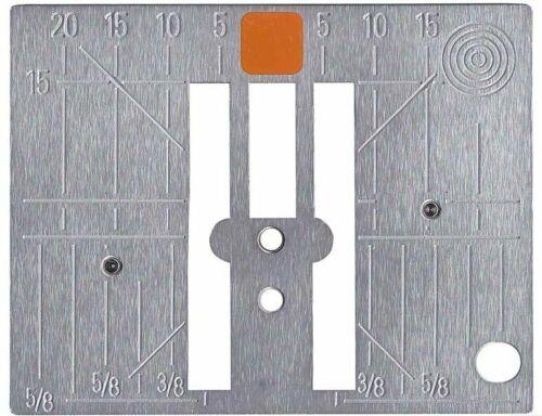 Sew-link Straight Stitch Plate 9mm For Bernina 560 640 580