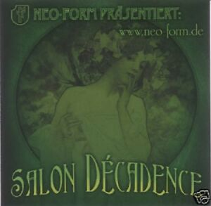 VA-SALON-DECADENCE-CD-Sagittarius-Rose-Rovine-e-Amanti-Death-in-June-Blood-Axis