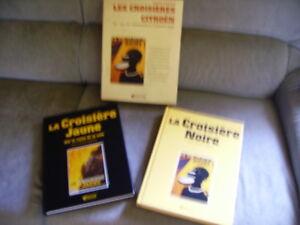 Atlas Livre Les Croisieres Citroen (croisère Noire Et Croisière Jaune)
