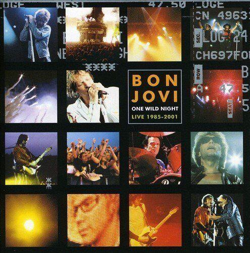 1 von 1 - Bon Jovi One wild night-Live 1985-2001 [CD]