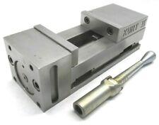 Kurt 4 Pull Type Ii Cnc Machine Vise With Jaws Amp Handle Pt400a