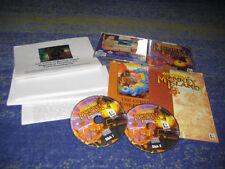The Curse of Monkey Island - Monkey Island 3 mit Lösungsbuch usw.