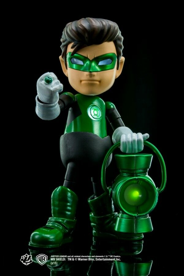 HMFGREEN LANTERN Justice League Unlimited Die Cast Action Figure Herocross