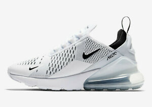Nike-W-Air-Max-270-White-Multi-Size-US-Womens-Athletic-Running-Shoes-Sneakers