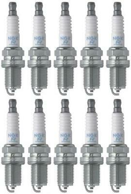 Set of 4 NGK Standard Spark Plugs Polaris SPORTSMAN 400 HO 4X4 2013-2012 400cc