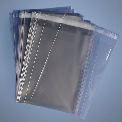 Cellophane Bags for 2x2 item 100 2 3//4 x 2 3//4 Clear Resealable Poly Cello
