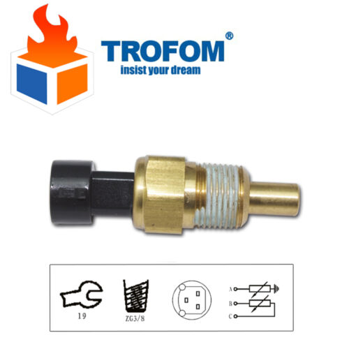 Coolant Temperature Sensor For GMC BUICK CHEVROLET PONTIAC GMC Isuzu 10096181