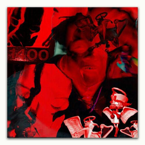 14 24x24 Poster I Know How To Self Destruct Trippie Redd Rap Music G-128