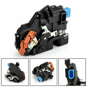 VW OEM Door Lock Latch Actuator Rear Left LH Fits VW Jetta Golf MK5 GTI Rabbit