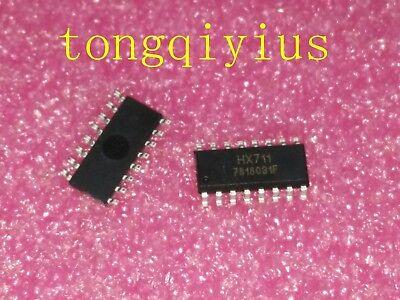 10 PCS HX711 AVIA SOP16 Weighing sensor chip NEW