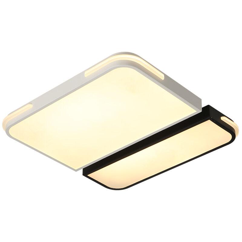 LED s1687-2 Coloreeee Coloreeee Coloreeee della luce e luminosità regolabile Lampada da soffitto Acrilico con parsimonia A + 2e6232