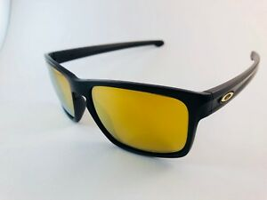 5dc4f1df936 Image is loading New-Authentic-Oakley-Sunglasses-OO-SLIVER-matte-black-