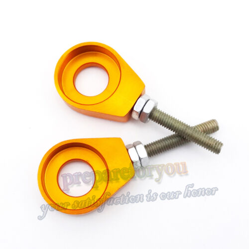 15mm Alex Chain Adjuster Tensioner For Chinese CRF50 SSR Thumpstar Pit Dirt Bike