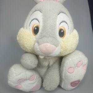 DISNEY Store BAMBI THUMPER Coniglio Bunny Peluche Giocattolo morbido