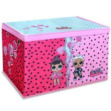 LOL Surprise Spielzeugbox Spielzeugkiste l.o.l. für Kinder Mädchen 55x37cm Neu