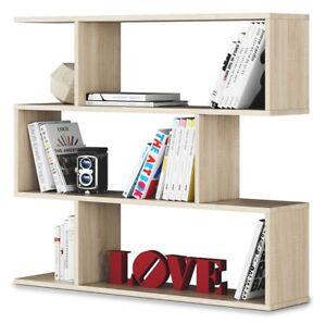 Estanteria libreria baja mueble para comedor ó dormitorio juvenil ...