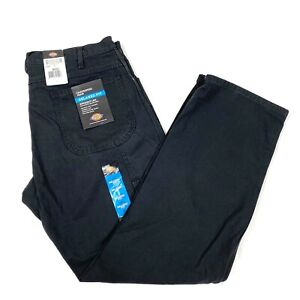 Dickies-mens-relaxed-fit-black-duck-carpenter-jean-Size-36x-32-straight-leg