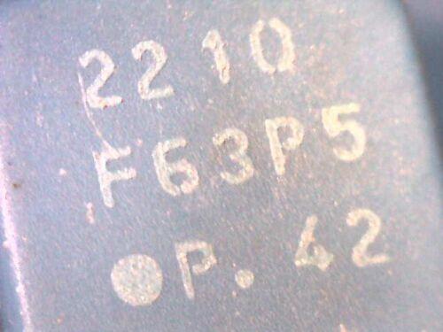 10x Präzisions KP Kondensator 2,21nF 63V DC 1/%  Precision Foil Capacitor P42