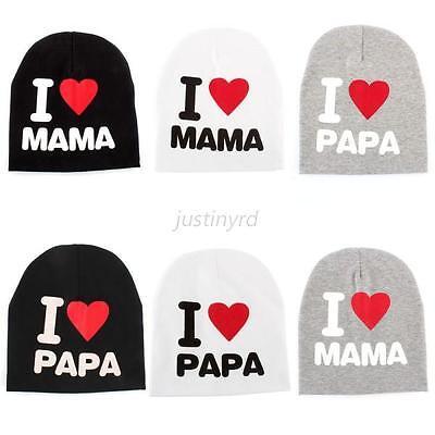 1PC Toddler Baby Boy Girl Infant Children Cotton Soft Cute Warm Hat Cap
