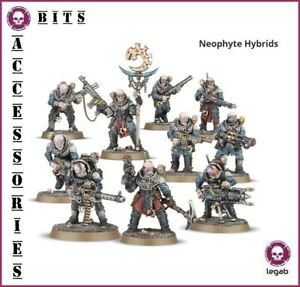 BITS-GENESTEALER-CULTS-NEOPHYTE-HYBRIDS-WARHAMMER-40-000-W40K