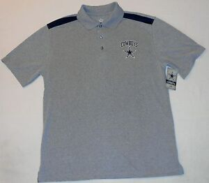 Image is loading DALLAS-COWBOYS-AUTHENTIC-APPAREL-GOLF-COACHES-POLO-SHIRT- 1a0c4cc0a