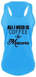 All-I-Need-Is-Coffee-amp-Mascara-Funny-Ladies-Tank-Top-Cute-Valentines-Day-Gift-Z6