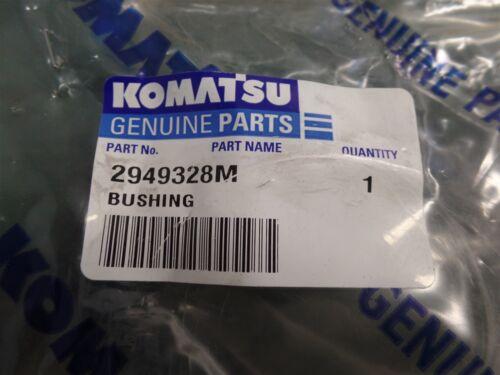 Details about  /GENUINE KOMATSU 2949328M SMOOTH BUSHING HANOMAG MASSEY H2949328M1 NOS