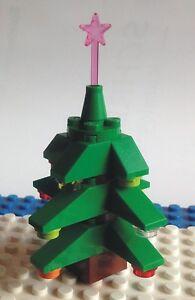 NEUER LEGO® WEIHNACHTSBAUM in der Geschenkverpac<wbr/>kung (mit Aufdruck möglich)  151
