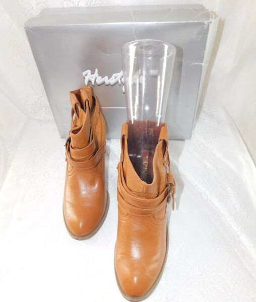 49dfe6cbd75 Cato-Women s Tan Ankle Boots Style Kailee Size 10