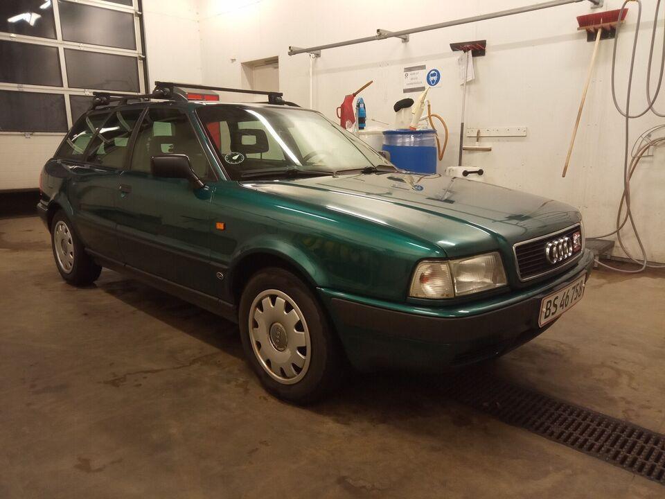 Audi 80, 1,9 TDi Avant, Diesel