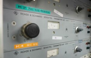 Rohde-amp-Schwarz-Sendeteil-Transmisor-Unidad-0-5W-Bn-416101-60-80