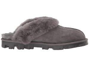 NEW Authentic UGG Brand 5125 Women s Coquette Slippers Shoes Grey  23357fba9
