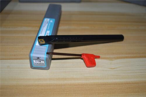 1pc CCMT0602 S12M-SCKCR06 12X150mm RH Internal Turning Tool Holder Boring Bar