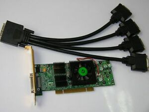 Matrox QID LP PCIe Driver