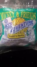 1993 MCDONALDS MICKEY AND FRIENDS ADVENTURES IN DISNEY WORLD DONALD IN MEXICO