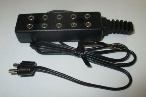 3,5v Barra de distribución con cable de conexión de y Act//Des-interruptor nuevo *