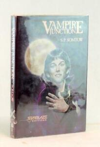 S P Somtow 1st Edition 1984 Vampire Junction Gothic Horror Hardcover w/DJ