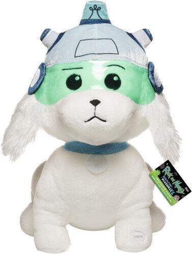 Rick & Morty - Snowball W/ Sound 12 - Funko Plush: (Toy New)