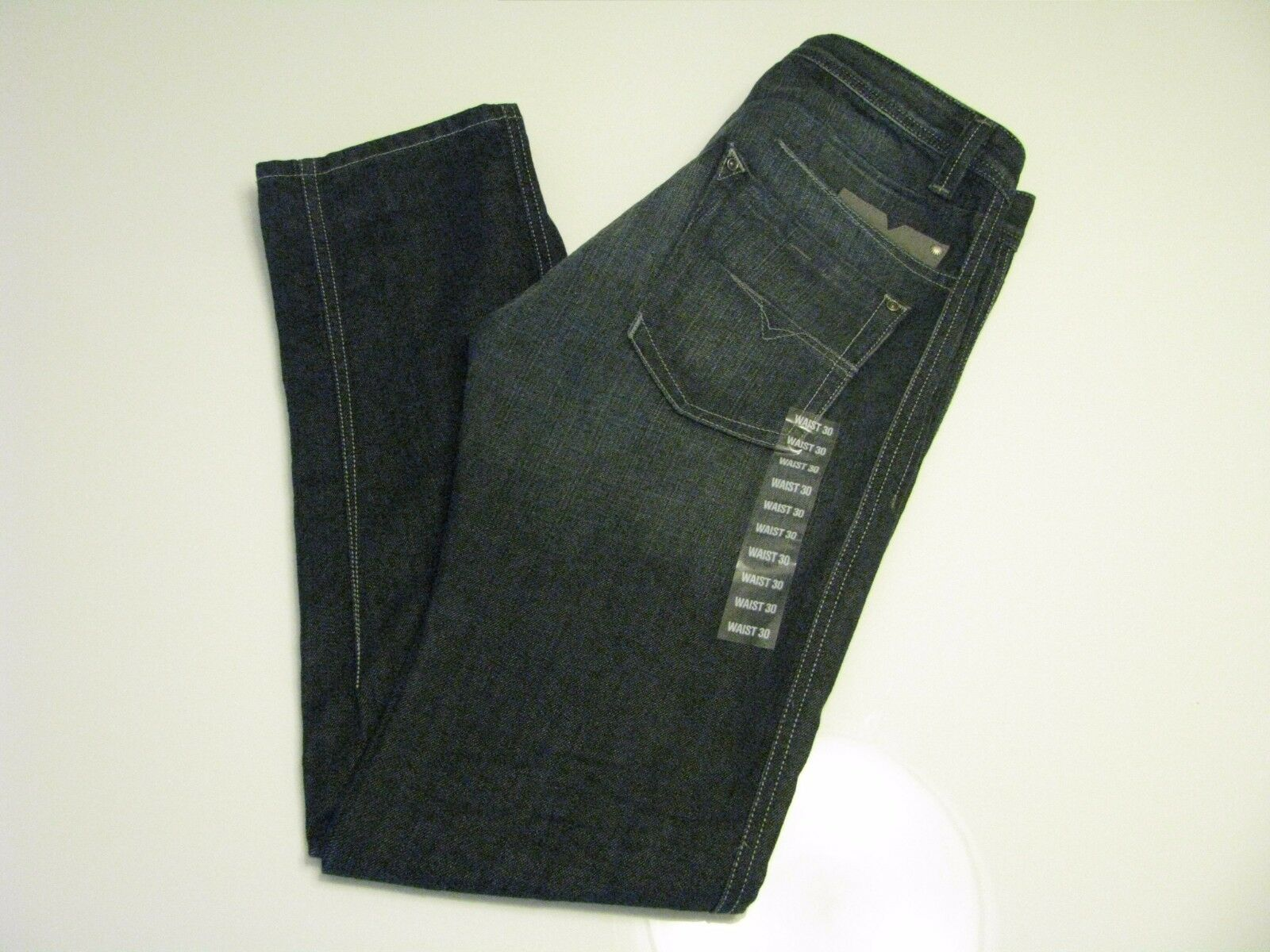 NWT Diesel Jeans Darron Wash ORZ31 Regular Slim Fit Tapered Leg  SZ 30 32