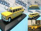 Coche, car, voiture táxi Checker Aerobus 1974 NEW YORK (USA) 1:43 Ixo/Altaya