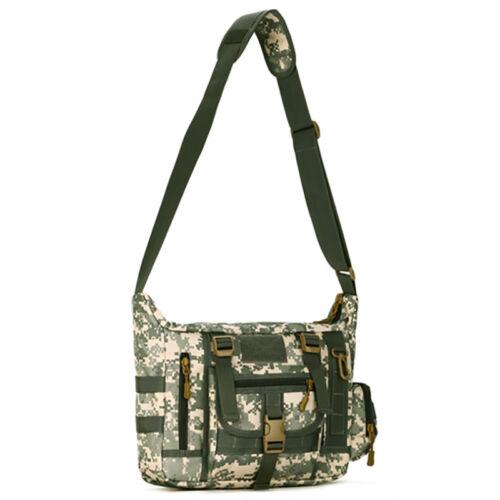 Outdoor Tactical Travel Bag Cross Body Bag Shoulder Bag Laptop Messenger Bag