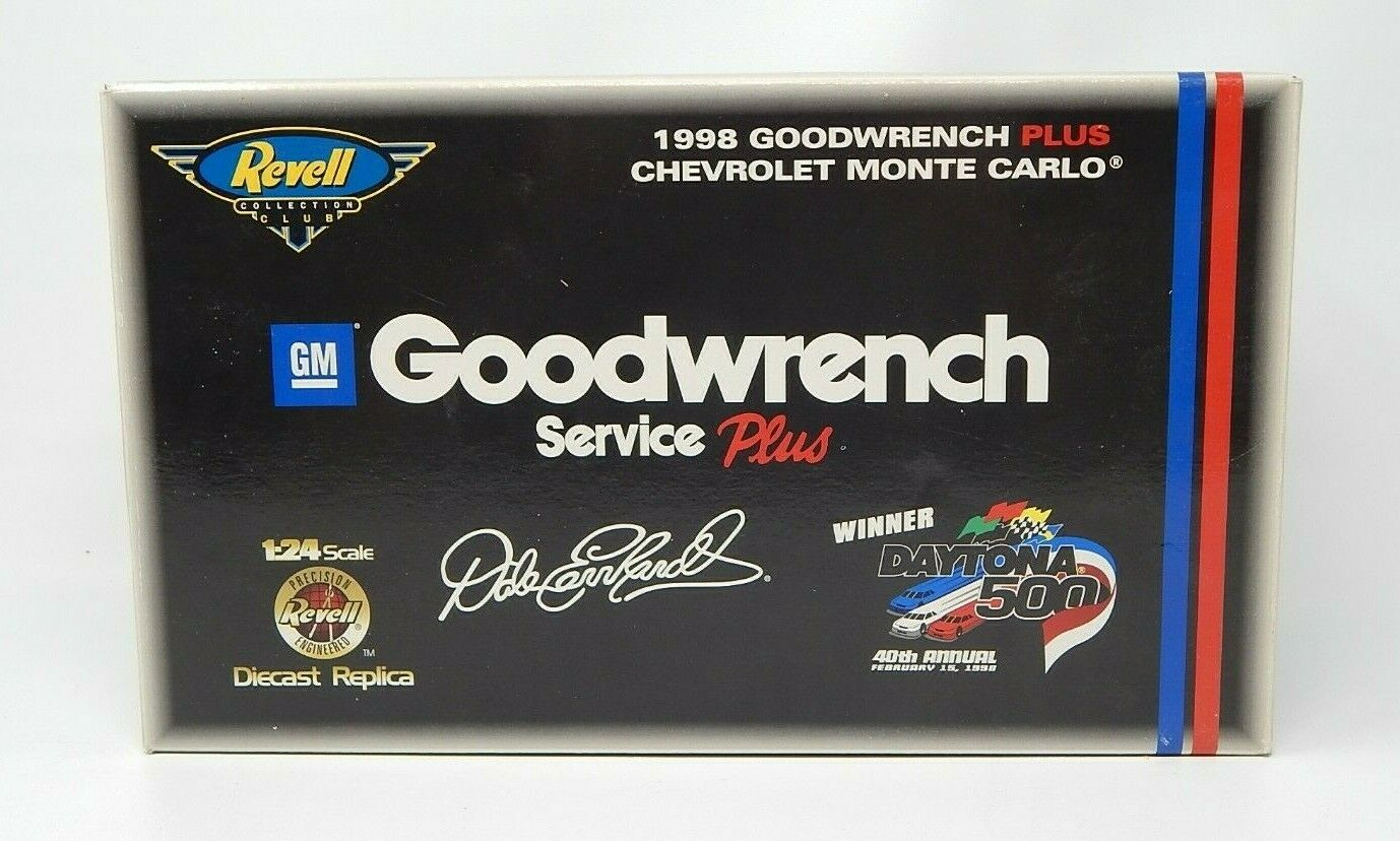 Revell Collection Dale Earnhardt GM Goodwrench Plus 1 18 MINT LIMITED EDITION
