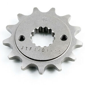 NEW JT 13T 13 TOOTH FRONT SPROCKET SUZUKI LTZ400 LTZ 400 Z400 QUADSPORT 2004-12