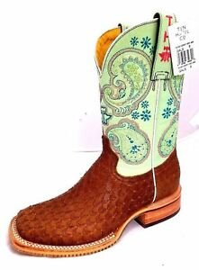 9e5ac5874dc Details about Women's Tin Haul Plume Boots With Follow Your Arrow Sole  Handmade 14-021-0007-13