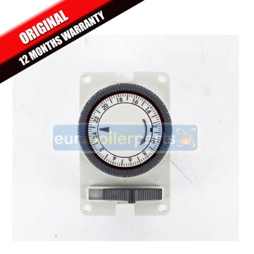Biasi gaia 424S /& 428S chaudière horloge mécanique BI1015112 brand new