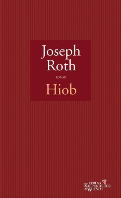 Hiob von Joseph Roth (1974, 1982 Tacshenbuch)