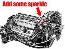 1992-96 Corvette C4 LT1 & LT4I Throttle Body Bolts or Screws • Stainless Steel