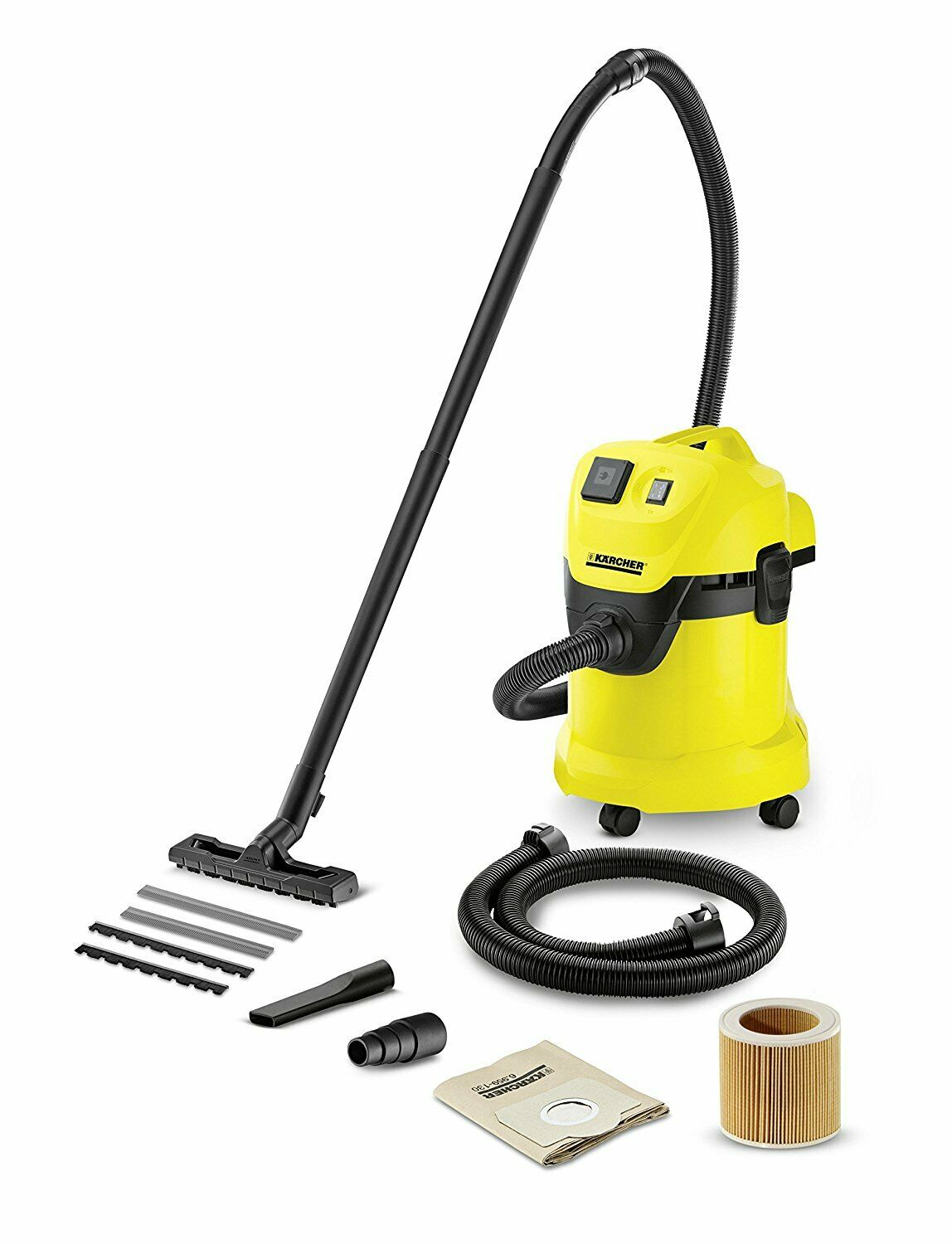 Wet Dry Vacuum Cleaner WD 3 P Extension