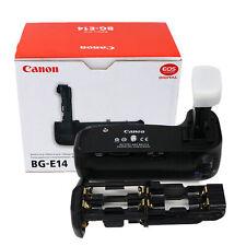 NEW CANON BG-E14 BGE14 Battery Grip for Canon EOS 70D 80D Cameras