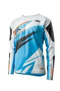KTM-Gravity-FX-Shirt-Blue-Off-road-Motocross-Motorcycle-Jersey-2019-New